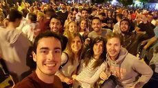 Valladolid.  Fiestas de La Cistérniga