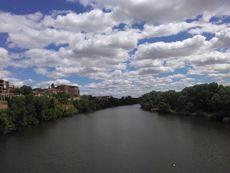 Río Duero-Tordesillas (Valladolid)