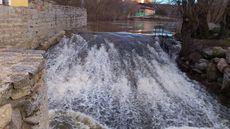 Río Adaja, Ávila