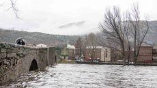 Río Alberche, Navaluenga, Ávila