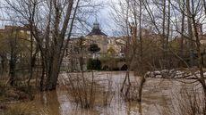 Río Duero, Almanzán. Soria