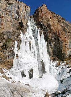 Cascada de Mazobres - Cardaño de Arriba (Palencia)