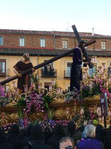 Nazareno del Dulce Nombre de Jesús. León.