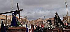 Procesión del Encuentro de Medina del Campo, Valladolid