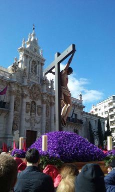Cristo de La Luz. Valladolid.