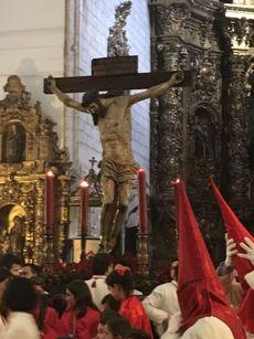 Sermón de las Siete Palabras de Valladolid.