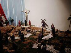Capilla adyacente a la Iglesia de San francisco. Palencia.