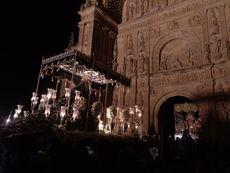 Virgen de la Soledad y la Esperanza. Salamanca.