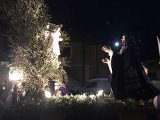 Oración en el huerto, Villabragima, Valladolid.