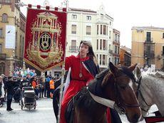 Jueves Santo en León.