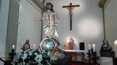 Cristo del Perdón, Nava del Rey, Valladolid.