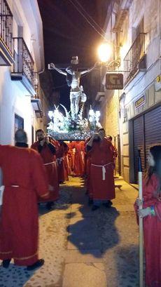 Nuestro Santo Cristo de la Salud, Salamanca.