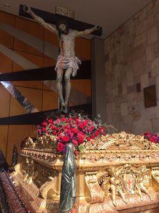 Cristo de las Injurias. Zamora.