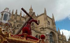 Jesús con la Cruz a Cuestas (Segovia).