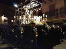 Virgen de la Soledad. Salamanca.