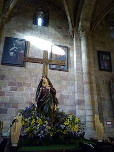 Nuestra Señora de la Soledad de Ávila.