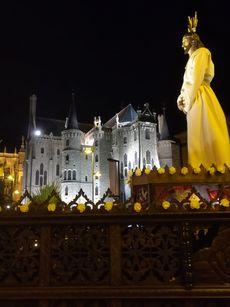 El cautivo de la Santa Cena. Astorga, León.
