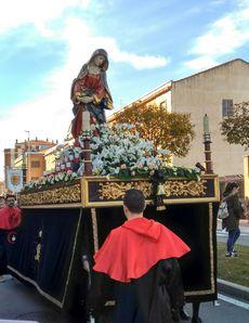 Señora del Silencio. Salamanca.