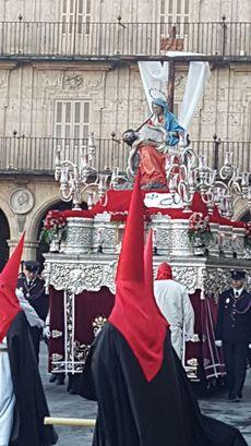 Nuestra Señora de los Dolores. Piedad de Salamanca.