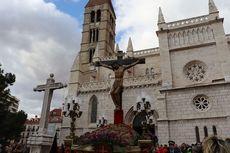 Real y venerable cofradía de la Preciosísima Sangre (Valladolid).