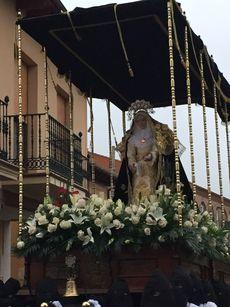 Procesión de Viernes Santo. Valencia de Don Juan ? León.