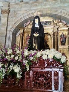 Virgen de la Soledad, Zamora.