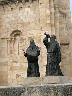 Que sería de la Semana Santa de Zamora sin El Merlu. Valladolid.