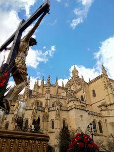 Santo Cristo de San Marcos (Segovia).