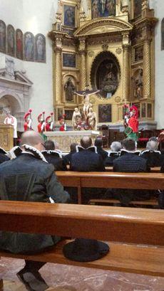 Sermón de las Siete Palabras. Ágreda, Soria.