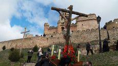 Cristo del Amparo. Turégano, Segovia.