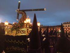Vía Crucis procesional. Valladolid.