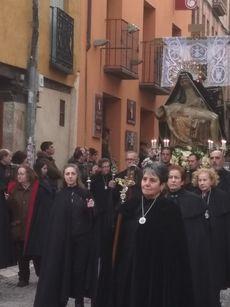 Virgen de las Angustias. Tordesillas, Valladolid.