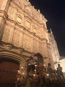 Procesión Jesús Despojado. Salamanca.