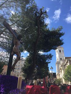 Cristo de la Luz, Valladolid.
