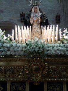 Soledad de Aranda de Duero, Burgos.