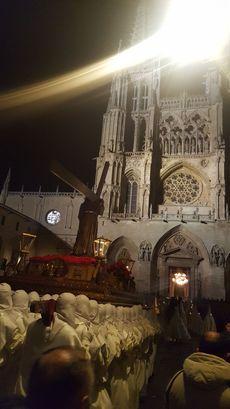Semana Santa de Burgos.