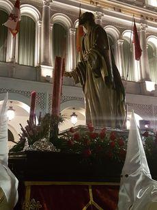 Jesús de la Esperanza. Valladolid.