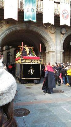 Cristo de la Vela (Salamanca).