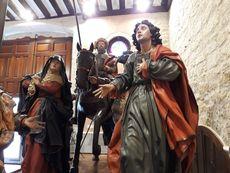 Longinos de Medina de Rioseco. Valladolid.