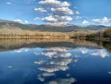 Pantano del Pontón (Segovia)