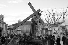Jesús de Nazareno de Fuentesaúco Zamora.
