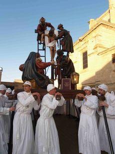 El Descendimiento de Medina de Rioseco, Valladolid.