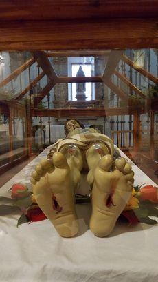 El Santo Sepulro de los Nazarenos en Guardo Palencia.