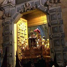 Ganador del Concurso Mejor Foto. Jesús Despojado (Salamanca)