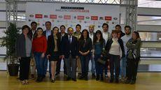 Equipo docente y estudiantes de la Escuela de Hostelería de Salamanca, Mejor Escuela de Cocina.