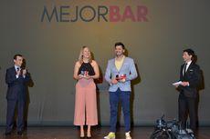 Cristina García y Óscar Suárez, del bar Zielo de León, Premio Ribera del Duero al Mejor Bar.