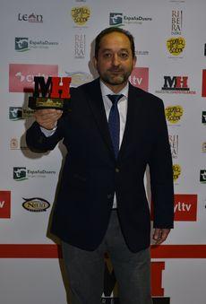 Ricardo Gómez, director de la Escuela de Hostelería de Salamanca, premio a la Mejor Escuela de Cocina