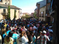 Las fiestas de Carbonero el Mayor del año pasado