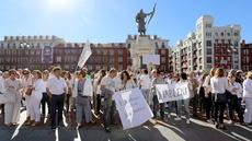 Castilla y León por el diálogo en Cataluña