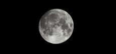 La superluna vista por nuestros usuarios desde distintos puntos de Castilla y León